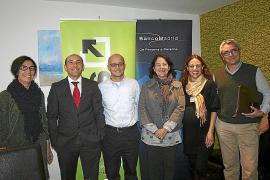 Encuentro de Joves Empresaris con Richard Clark