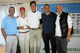 Entrega de premios de Golf con Corazón