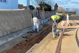 Un vial de 4 kilómetros unirá s'Estanyol con Caloscamps