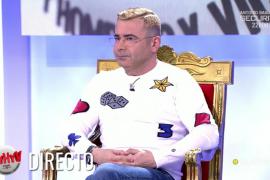 Jorge Javier Vázquez comienza su trono de 'MyHyV' con un plantón