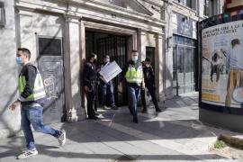 La policía investiga cuántos inmigrantes fueron regularizados por la trama de Palma