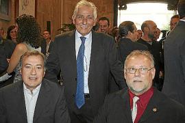 Toma de posesión de Martí Sansaloni como nuevo conseller de Salut