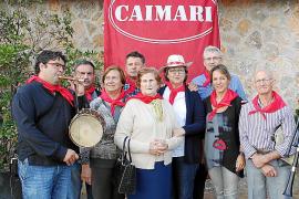 Fiesta de la aceituna de Oli Caimari