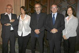 Inauguración del curso académico en la Reial Acadèmia de Belles Arts de Sant Sebastià