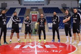 El Palma Futsal afronta un duro test en la pista del Ribera Navarra