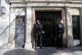 Los abogados detenidos por la trama de corrupción declaran por videoconferencia con el juzgado de Palma