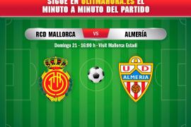 Así ha sido el Real Mallorca-Almería