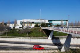 Una joven de 26 años, herida al caer desde un segundo piso en Palma