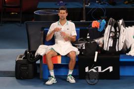 El doble reto de Medvedev: ganar a Djokovic en Australia y arrebatar a Nadal el número dos del mundo