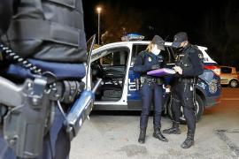 Condenado un hombre por patear a un agente de la Policía Nacional en Palma