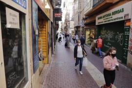 La pandemia provoca la desaparición de casi 4.000 empresas de Baleares en 2020
