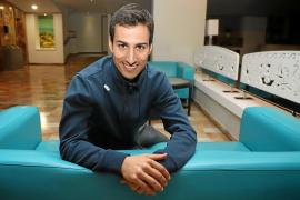 Mario Mola: «Cuento con los Juegos»