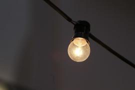 La luz baja cerca de un 30% en lo que va de febrero