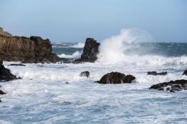 Mallorca y Menorca, en riesgo por fenómenos costeros