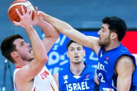 España compite hasta el final para ganar a Israel