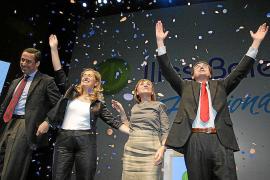 El PP pagó en negro a Over 181.000 euros en la última campaña electoral de Matas