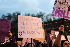 El 8M quiere volver a «tomar las calles» este año