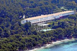 El hotel Formentor plantea aumentar un 15 % el volumen del edificio con un spa