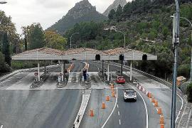 El Consell adjudicará la retirada del peaje del túnel de Sóller a pesar de la sentencia