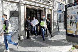 Se eleva a siete el número de detenidos por la trama de estafas millonaria de Palma