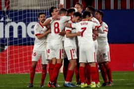 El Sevilla se apunta a la Liga