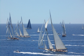 El Club Náutico de Palma albergará la regata de grandes veleros en junio