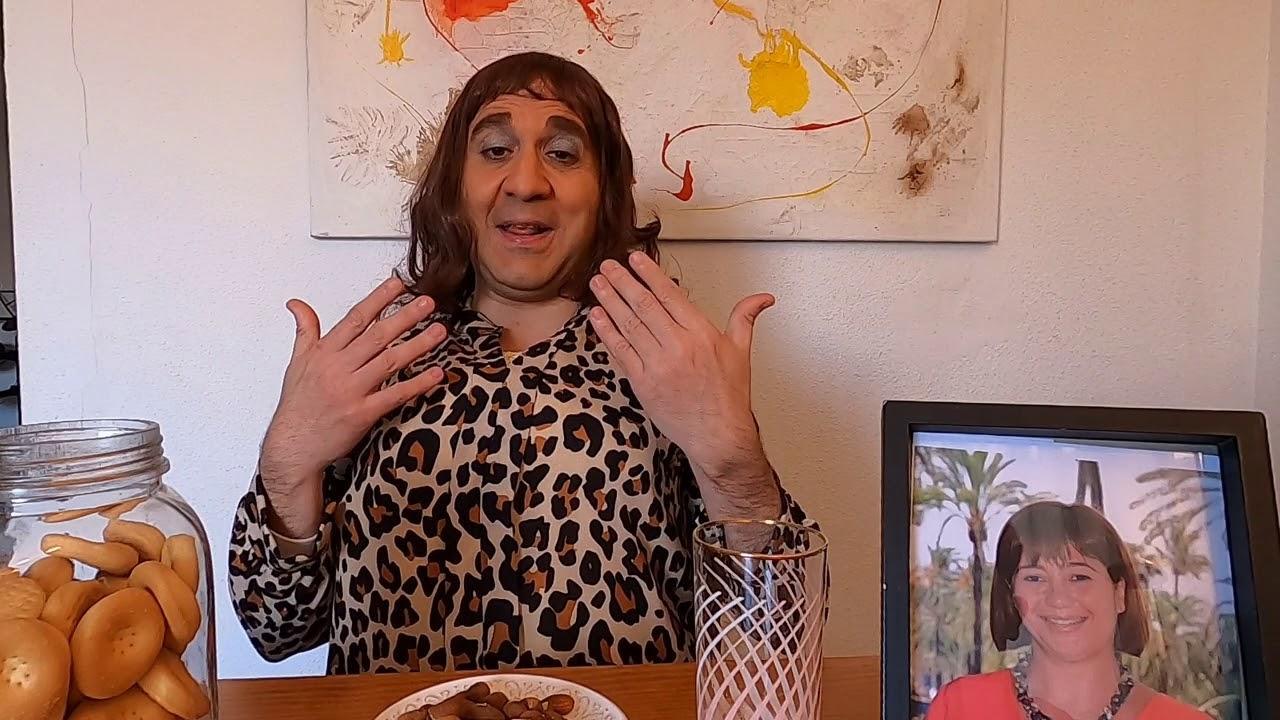 El humorista Xavi Canyelles parodia a Armengol