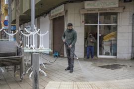 Desescalada en la restauración: terrazas hasta las 16:00 horas y mesas de cuatro personas