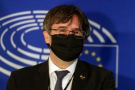 BRUSELAS. POLITICA. Los eurodiputados de JxCat Carles Puigdemont.