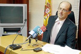 EIVISA. JUCES. JUAN CARLOS TORRES , JUEZ DECANO DE IBIZA.