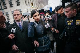 La mujer de 'El Chapo' seguirá en prisión y se enfrenta a una posible cadena perpetua