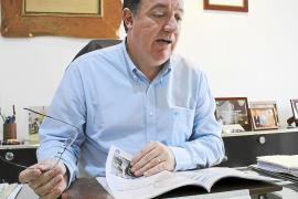 Torres no se plantea ser el candidato del PP a la Alcaldía de Inca en las próximas elecciones