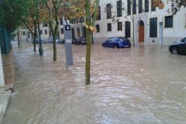 El diluvio no hizo huelga