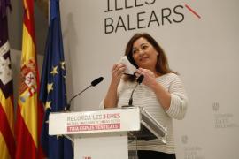 Armengol ruega a la Unión Europea que los fondos prioricen a las regiones más castigadas