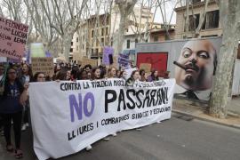Presentadas dos solicitudes de manifestación para el 8M en Baleares