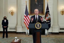 Alertan de un posible plan para volar el Capitolio con Biden dentro