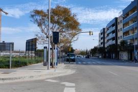 Ya están en marcha los radares que controlan en Palma la circulación a 30 km/h
