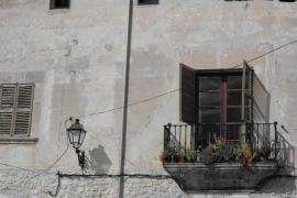 Balconada a Sineu