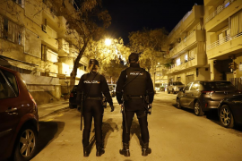 Una boda en Palma acaba con los novios y los dos testigos detenidos