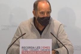 Récord de llegada de vacunas en Baleares entre el 1 y el 15 de marzo