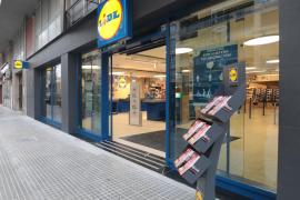 Lidl abre una tienda en el centro de Palma
