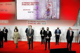 Entrega del Premio Nacional Pyme del Año 2020