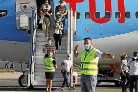 TUI Fly programa vuelos a Mallorca para finales de marzo