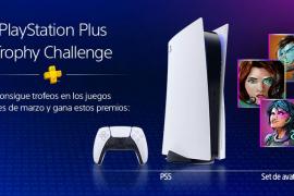 PlayStation Plus presenta entre las novedades del mes de marzo el poder ganar una Playstation 5