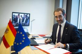 Bauzá reconoce que posee una inversión financiera que choca con su cargo de eurodiputado