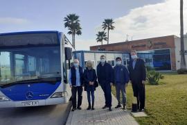 Cort dona un autobús de la EMT al pueblo saharaui