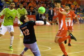 El Palma Futsal no puede con el Jimbee Cartagena
