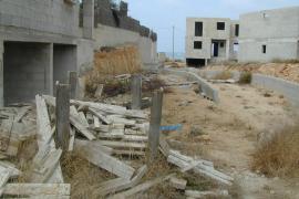 El TSJB da 6 meses al alcalde de Campos para demoler los apartamentos de Ses Covetes