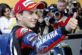 Lorenzo: «He tenido mucha suerte en mi carrera, pero también he sido valiente»