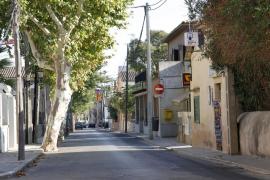 Son Sardina verá cumplido este año su demanda histórica de un nuevo carril para viandantes y carril bici